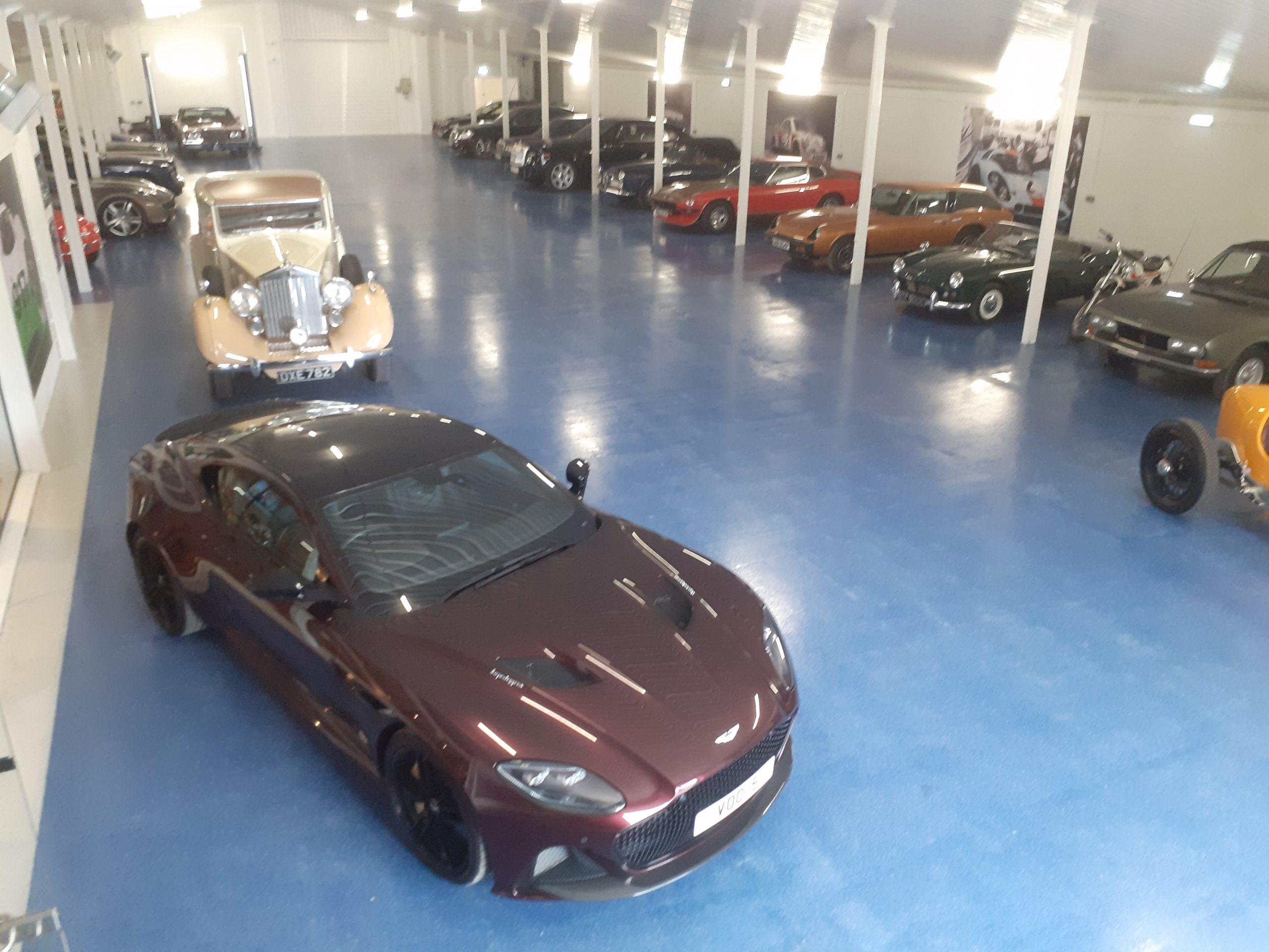Basingstoke Car storage