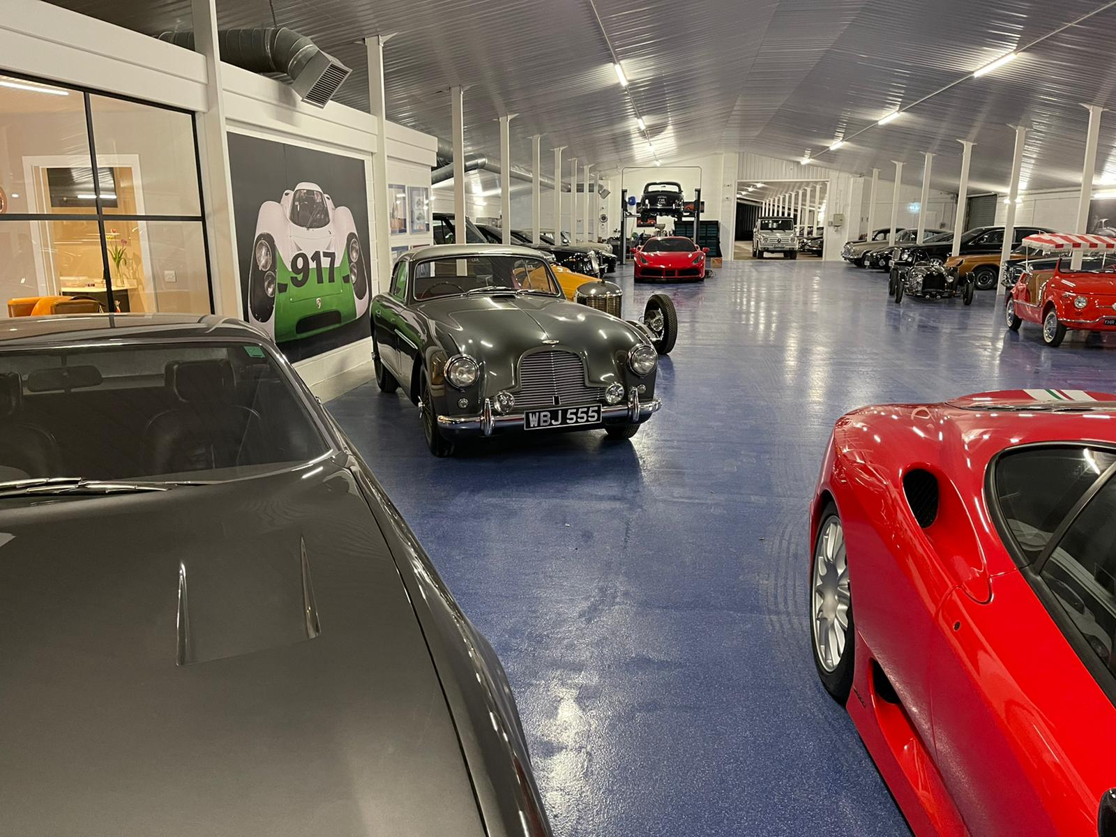 Classic Car Storage Guildford Surrey