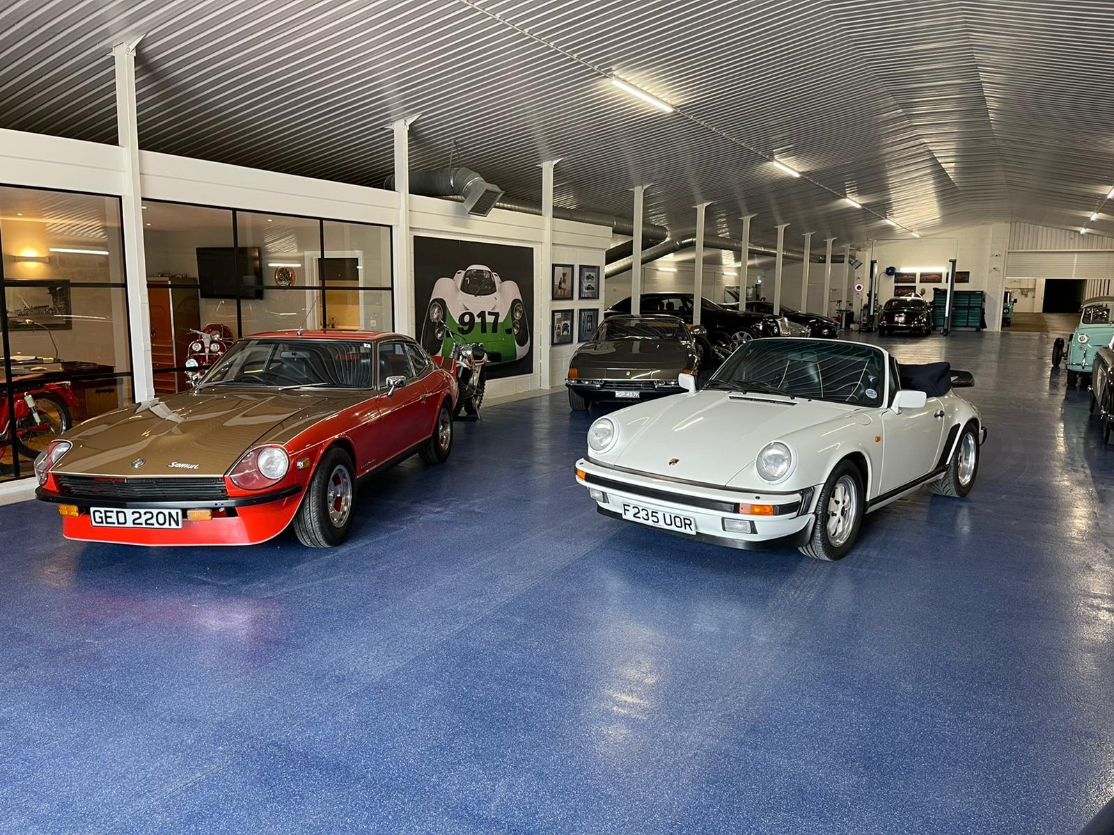 Car storage Newbury Berkshire