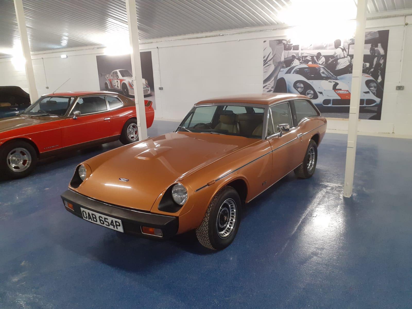 Classic car storage Berkshire
