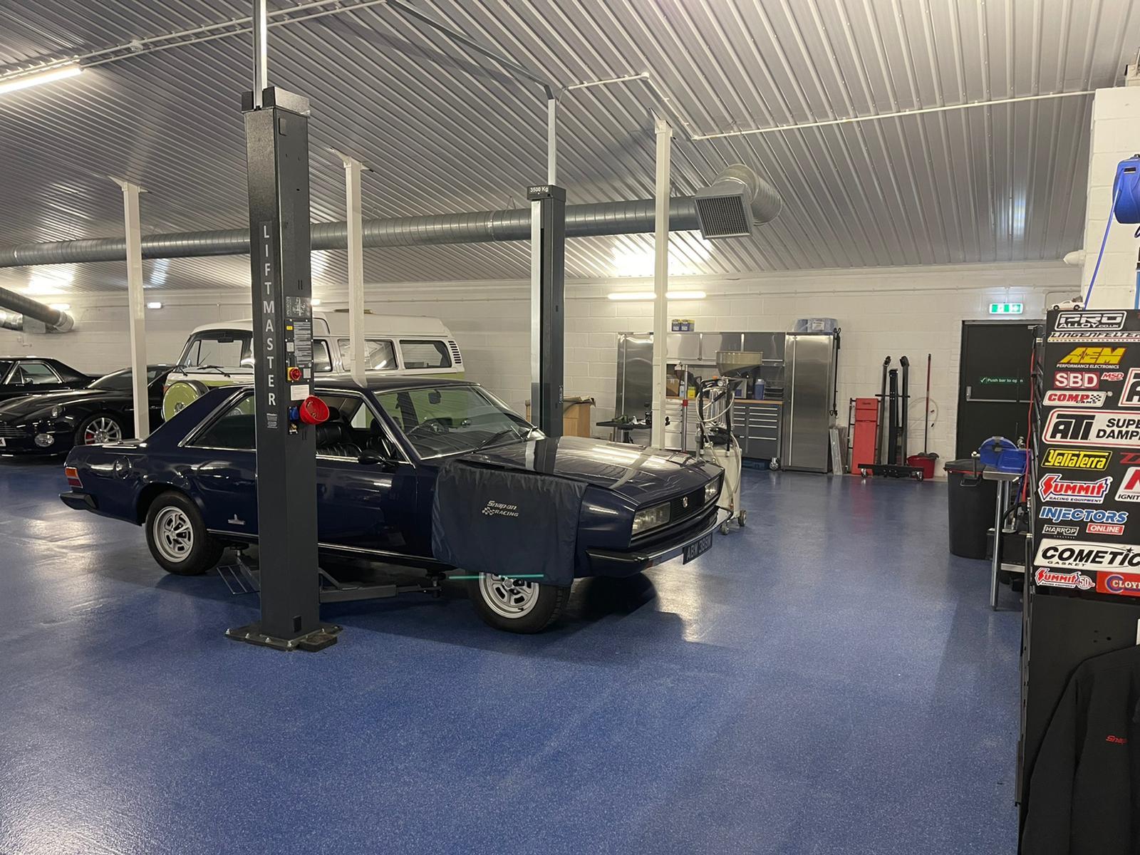 Car storage Woking Surrey